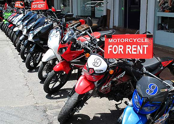 motorcycle rental Sydney